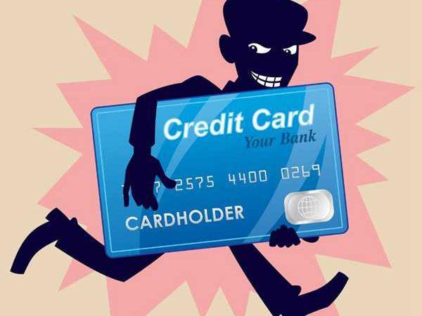 My credit card was stolen