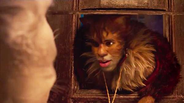 Jason Derulo joins Taylor Swift in Cats movie